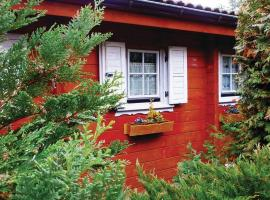 One-Bedroom Holiday home Rerik OT Russow 0 09