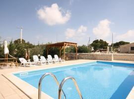 One-Bedroom Apartment Ragusa -RG- with an Outdoor Swimming Pool 04, Contrada Giubiliana