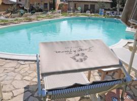 Appartamento 6 con 1 Camera da Letto e Piscina all'Aperto a Gambassi Terme (FI), Castagno