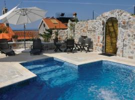 Two-Bedroom Holiday home Radovici;Lustica 0 08, Klinci