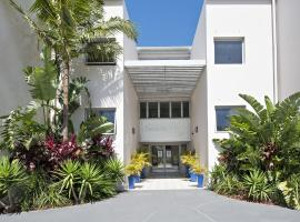 Shoal Bay Beach Club Apartments, Shoal Bay