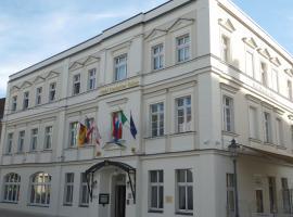 """Hotel & Restaurant """"Deutscher Kaiser"""", Perleberg"""