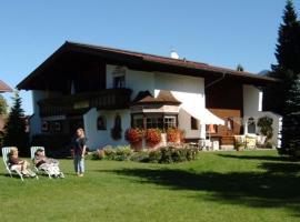 Haus Moosbrugger, Reutte