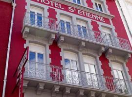 Hôtel Saint Etienne
