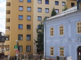 Hotel Merkur - Jablonec nad Nisou, Jablonec nad Nisou