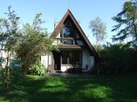 Romantische Finnhütte in der Heide, Neuendorf Heide