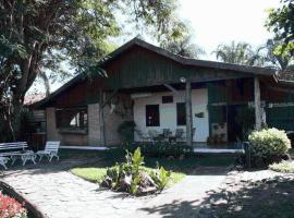 Pousada Aguape, Baía