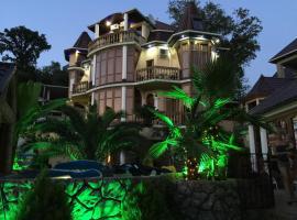 Mini Hotel Magic Club, Khosta