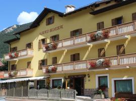 Hotel Belvedere, Panchia