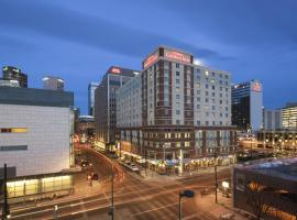 Hilton Garden Inn Denver Downtown