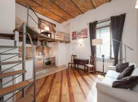 Re Art Grand Trastevere Suite, Рим