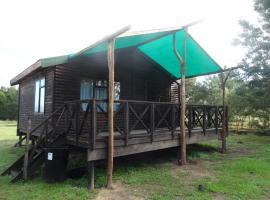 Our Camp Site, Bonnievale