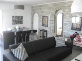 Appartement avec vue sur Saint Florent, Rutali