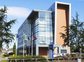 Holiday Inn Express Liverpool John Lennon Airport, Halewood