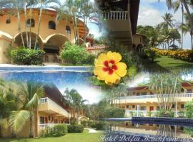 Hotel Delfin Beach Front Resort, Esterillos Este