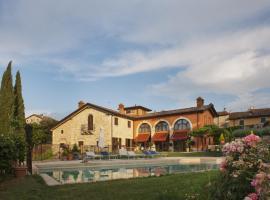 Villa Aldegheri, Colognola ai Colli
