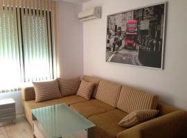 Apartment Olymp Park, Hisarya
