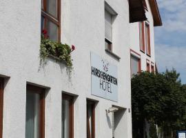 Hotel Hirschengarten, Freiburg im Breisgau