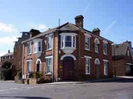 Britannia House, Lymington