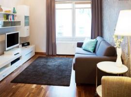 1+ Premium Apartment mit Balkon im Szeneviertel