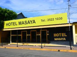 Hotel Masaya, Masaya