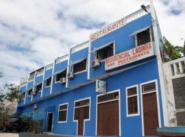 Residencial Laginha, Mindelo