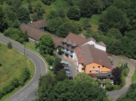 Hotel Zur Engelsburg, Hausen-Wied