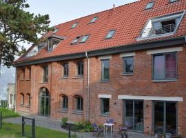 Apartments Im Backsteinspeicher, Stralsund