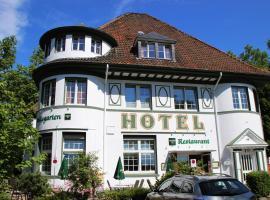 Hotel Restaurant Volksgarten Mengede, Dortmund