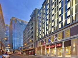 Hampton Inn & Suites - Minneapolis/Downtown, Minneapolis
