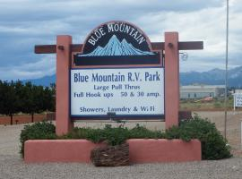 Blue Mountain RV Park, Blanding