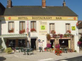 Hôtel Restaurant De La Place, Montmort-Lucy
