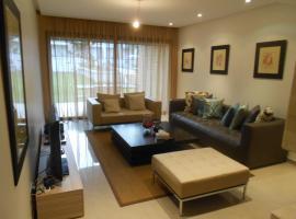 Prestigia Plage Apartment, Sidi Bouqnadel