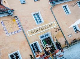 Hoftaferne Neuburg am Inn, Neuburg am Inn