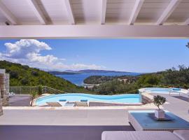 Villa Tatiana, Ágios Stéfanos