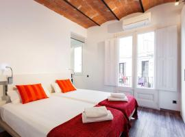Apartment Barcelona Paral·lel Spacious, Barcelone