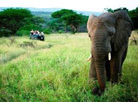 Thula Thula Exclusive Private Game Reserve & Lodge, Empangeni
