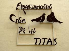 La Casa de Las Titas, Velez