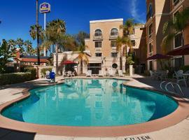 Best Western Escondido Hotel, Escondido
