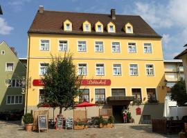 Landgasthof-Hotel Lichterhof, Uffenheim