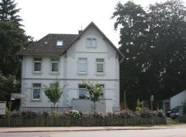 Ferienwohnung am Kurpark, Bad Nenndorf