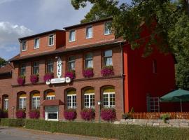 Hotel Park Eckersbach, Zwickau
