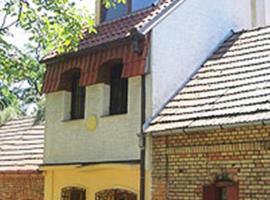 Penzion Slunce nad Vinným Sklepem, Moravská Nová Ves
