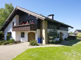 Haus Sieber, Sankt Andreasberg