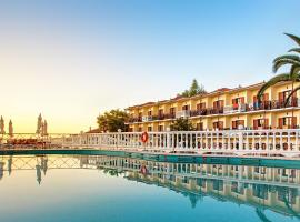 Aeolos Hotel, Skopelos Town