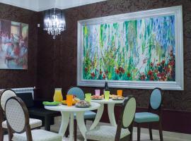 Art Hostel, Chelyabinsk