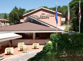 Hotel Palatino, Norcia