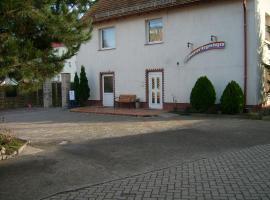 Pension Regenbogen, Stralsund