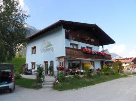 Haus am Wiesenrain, Leutasch