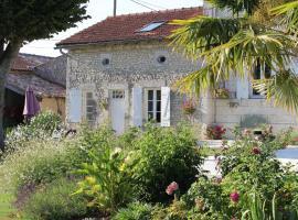 Le Petit Chez Vieuille, Saint-Thomas-de-Cônac